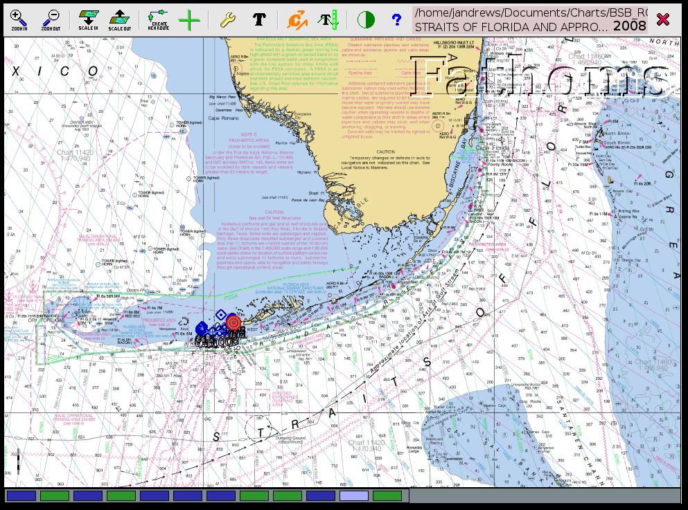 Free Open Source Chart Plotter Jib Notes - Map plotter free